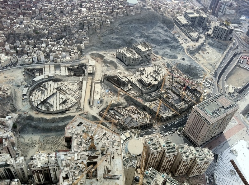 Jabal Omar Development Project - FTC Group