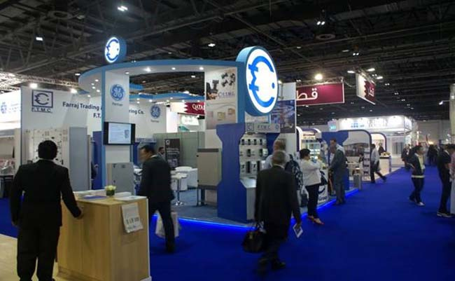 FTMC and GE participated to the Middle East Electricity Exhibition